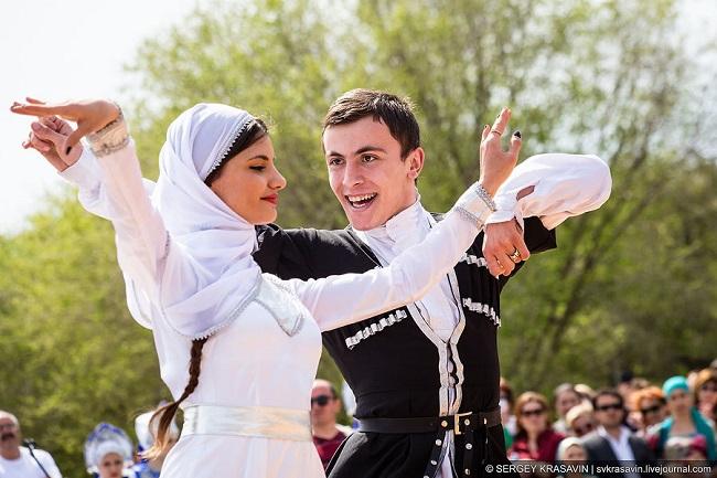 Лезгины — горный народ кавказа