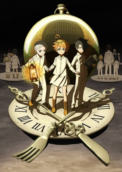 The promised neverland — википедия. что такое the promised neverland