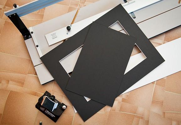 Что такое паспарту для рисунка а3. как сделать паспарту своими руками для картин ручной работы? изготовление паспарту для вышивки