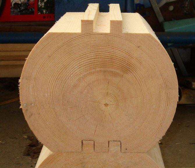 Клееный и профилированный брус: что лучше использовать при строительстве