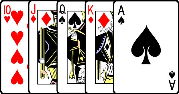 Покер стрит