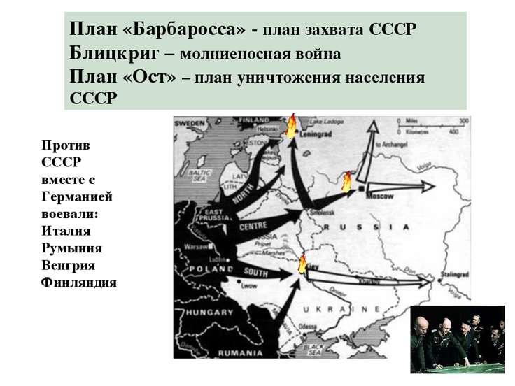 План «барбаросса» (подготовка) — википедия. что такое план «барбаросса» (подготовка)
