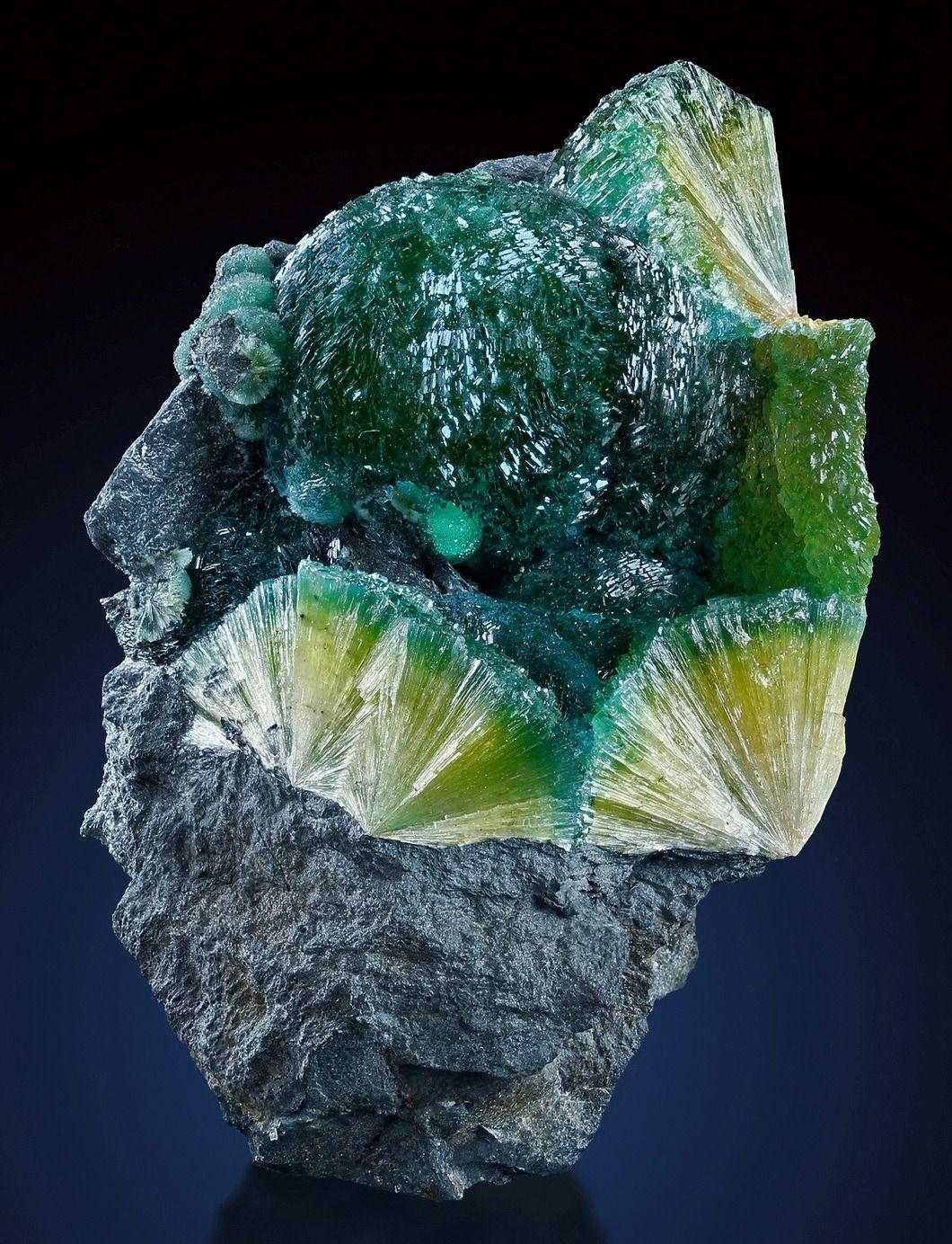 Краткое сообщение о минералах, их виды, свойства и область применения