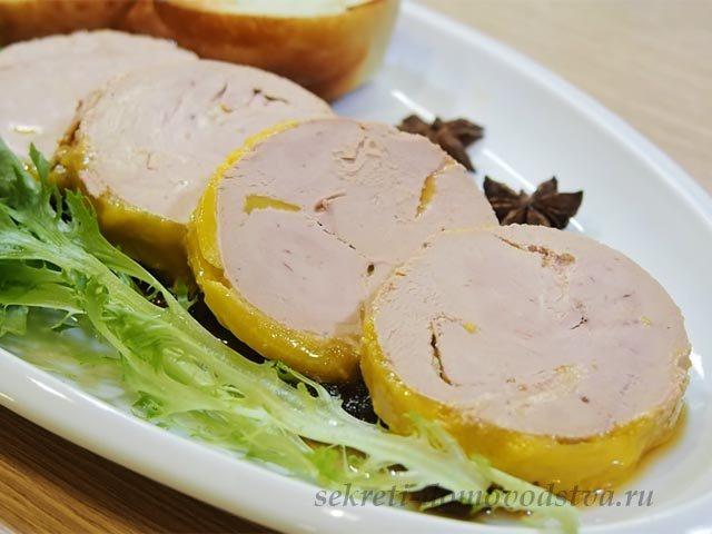 Фуагра - что это такое, как выглядит, как есть блюда из гусиной или утиной печени