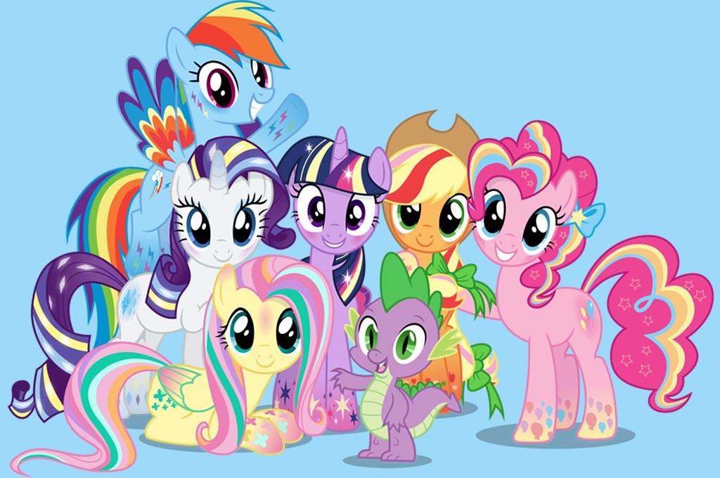 Игры пони дружба это чудо - игры пони для девочек онлайн бесплатно