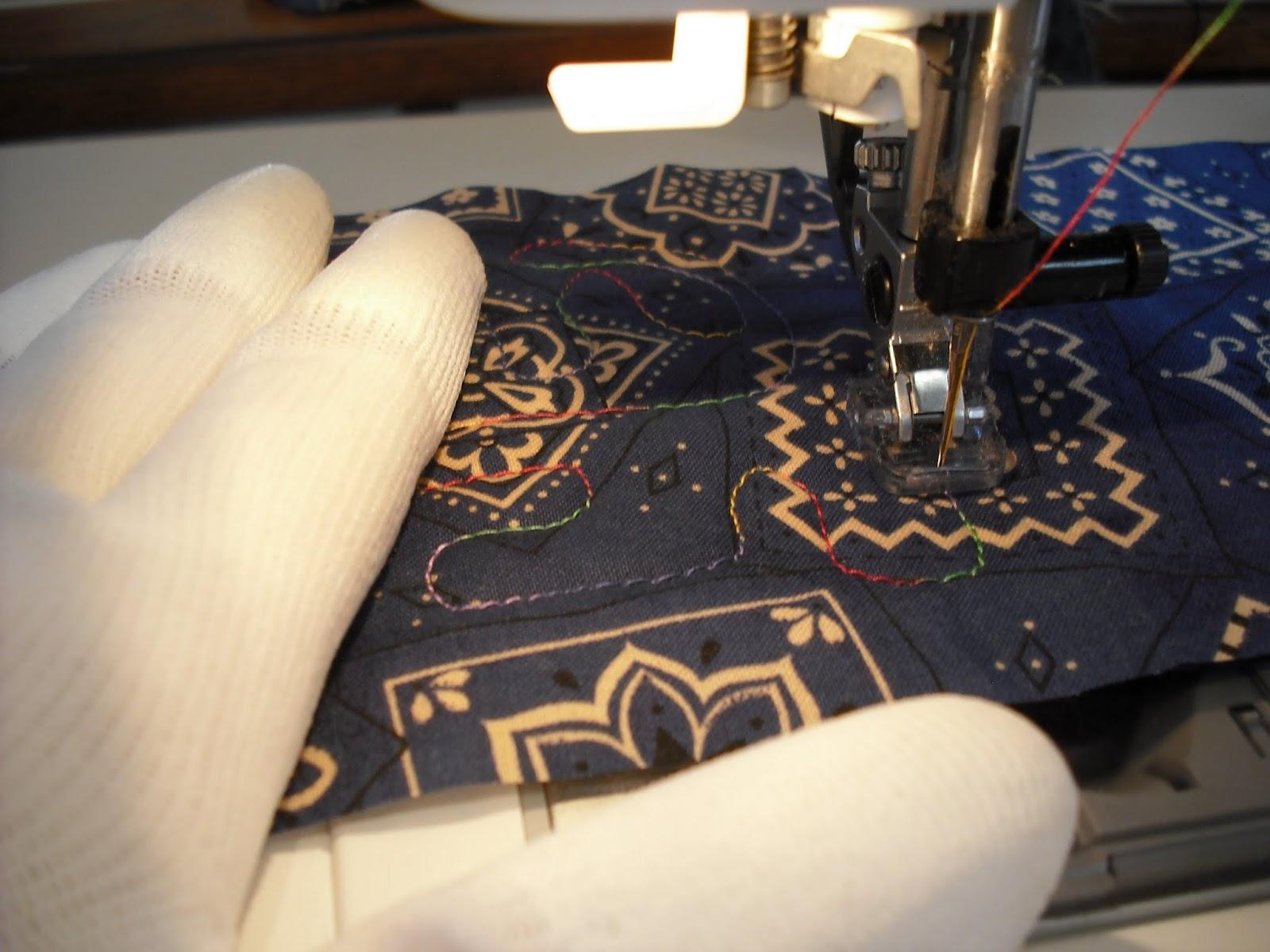 Квилтинг — что это такое в швейной машине