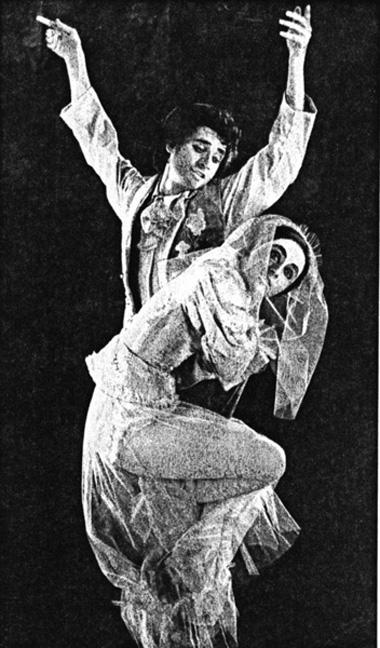 Что такое па-де-де в танце