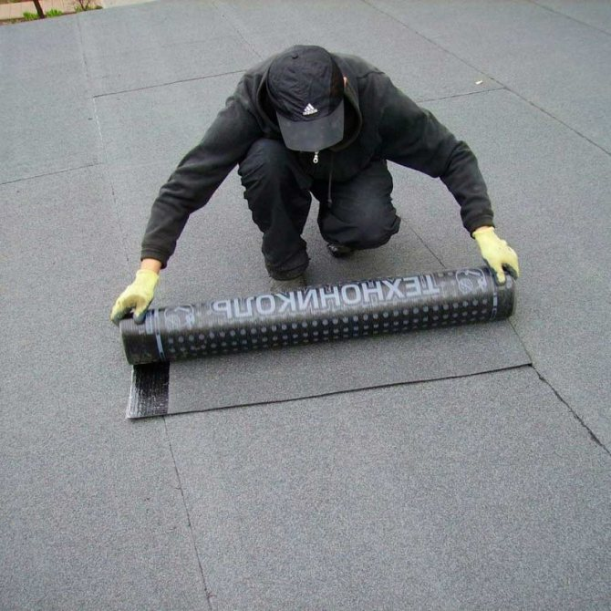 Толь для крыши: кровельное и изоляционное покрытие