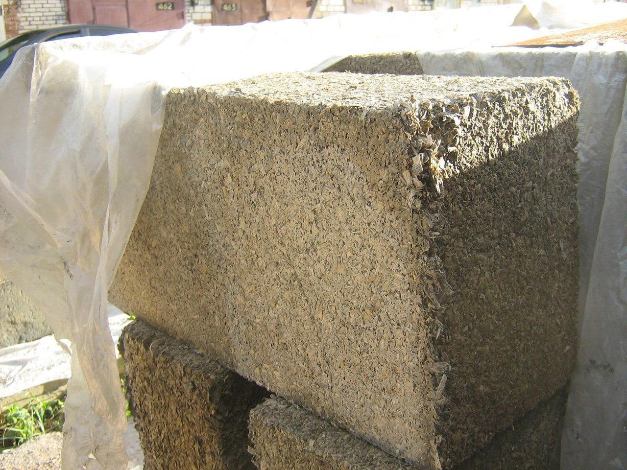 Арболит - что это такое, где используются арболитовые блоки, панели, плиты, плюсы и минусы материала