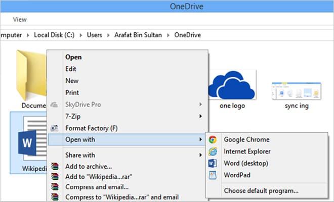Облачное хранилище one drive: обзор сервиса