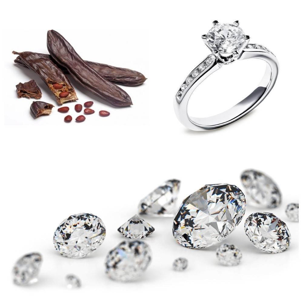 Один карат – что это для бриллианта, других камней и для золота