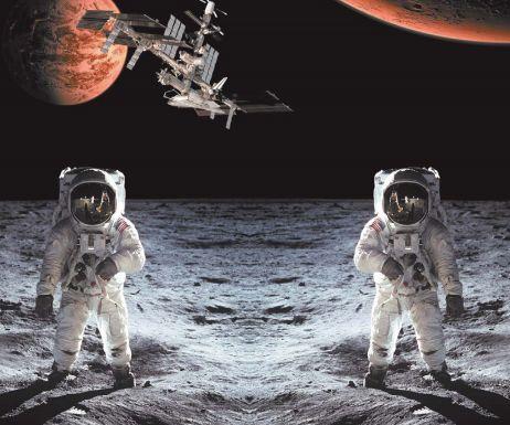Для чего в космосе нужны скафандры?