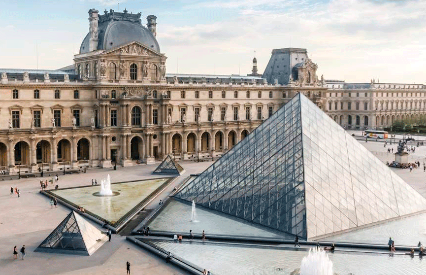Лувр | энциклопедия кругосвет