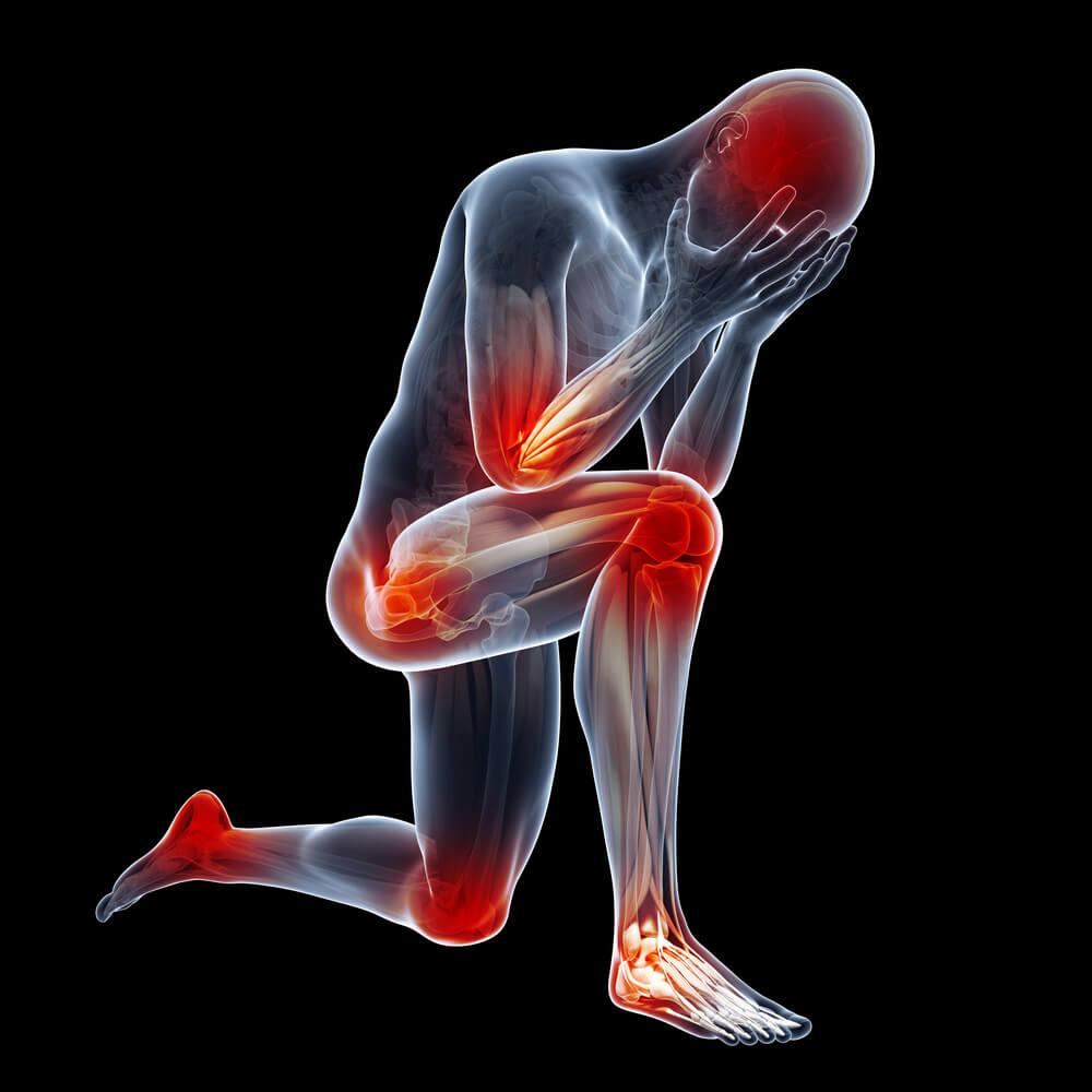 Артралгия что это такое симптомы — суставы