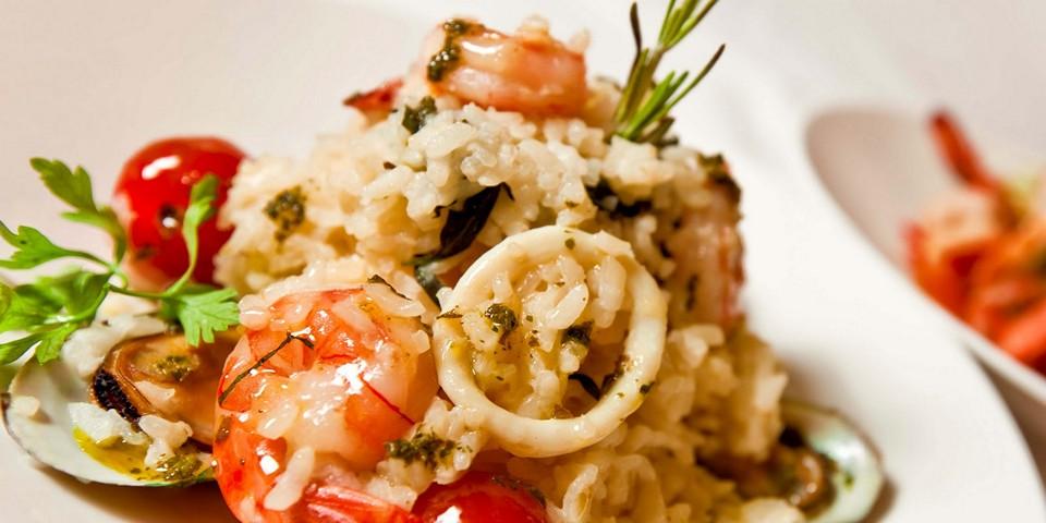 Ризотто – кулинарный символ северной италии