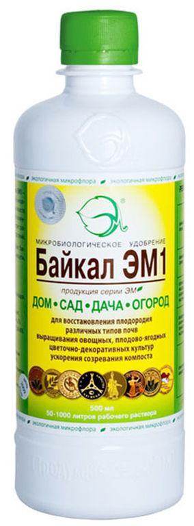 Эм – препараты – что это такое и как приготовить своими руками