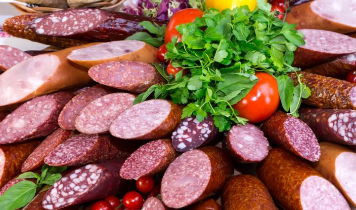 Колбаса: виды, калорийность, польза и вред | food and health