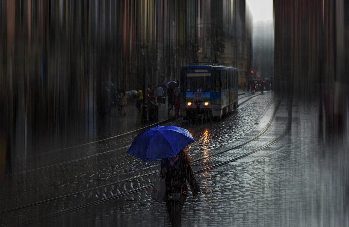 Дождь – природное явление: образование и описание (фото)