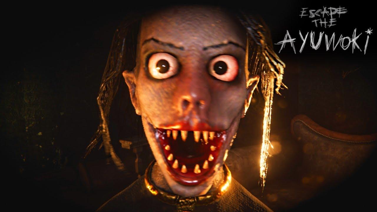 Escape the ayuwoki horror fort apk для android — скачать