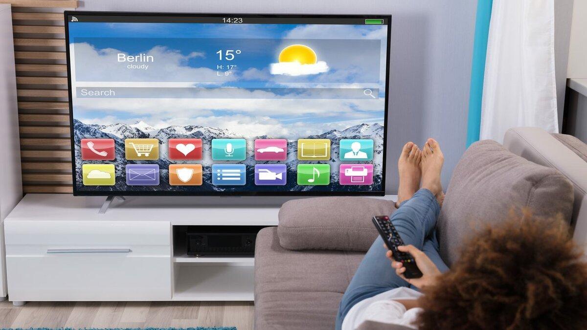 Что представляет собой смарт тв в телевизоре