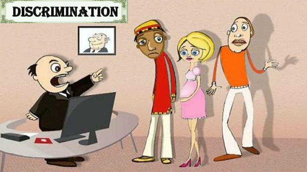 Дискриминация — википедия