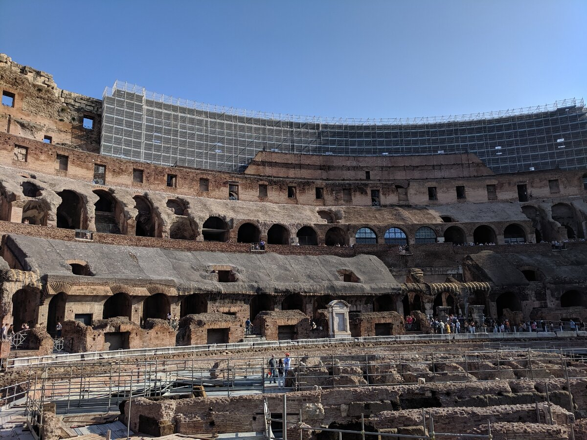 Колизей — википедия с видео // wiki 2