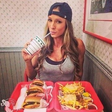 Читмил (cheat meal). скажи нет срывам на диете!