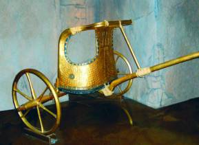 Колесница — википедия