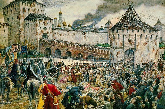 Семибоярщина 1610-1613 годов (кратко)