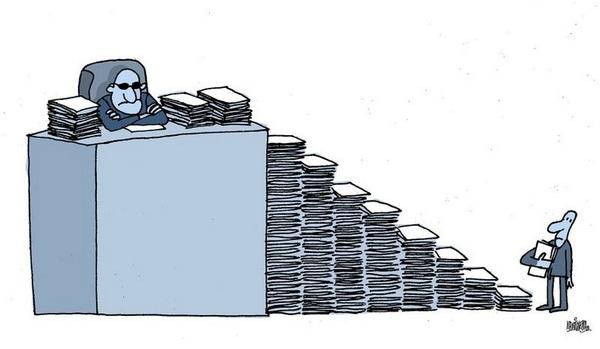 Бюрократия — что это и как она работает