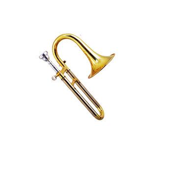 Значение слова «тромбон»