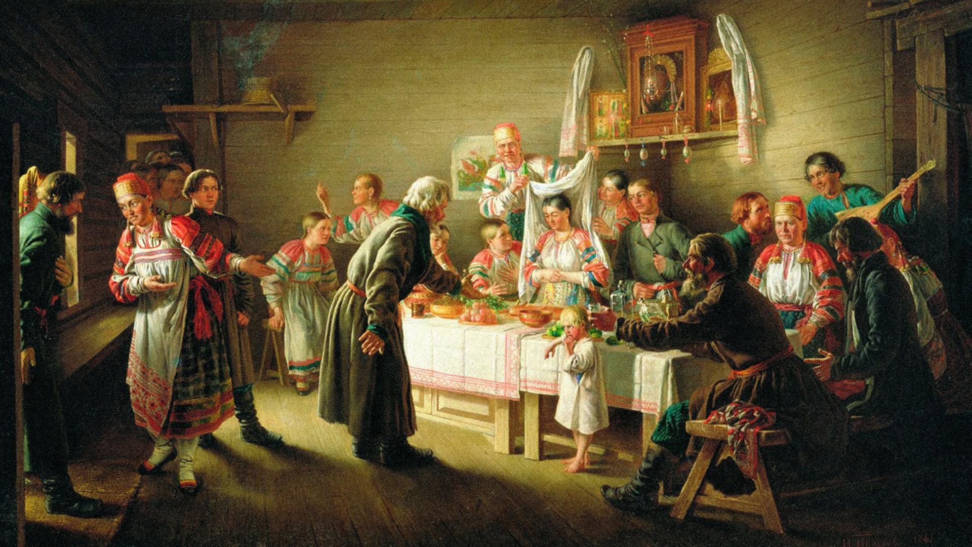 Что означает помолвка и чем отличается от свадьбы, как проходит современная помолвка в россии
