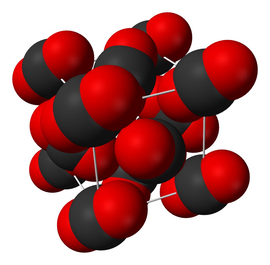 Что такое монооксид углерода? строение молекулы