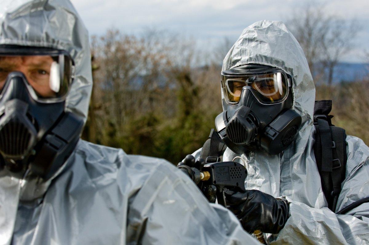 Биологическое оружие, бактериологическое оружие — большая медицинская энциклопедия