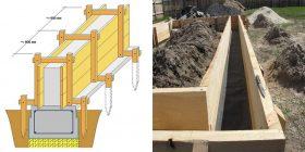 Ленточный фундамент своими руками под дом: пошаговая инструкция по строительству и как сделать все самому правильно